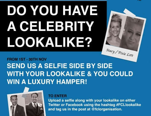 Celebrity Lookalike Competition