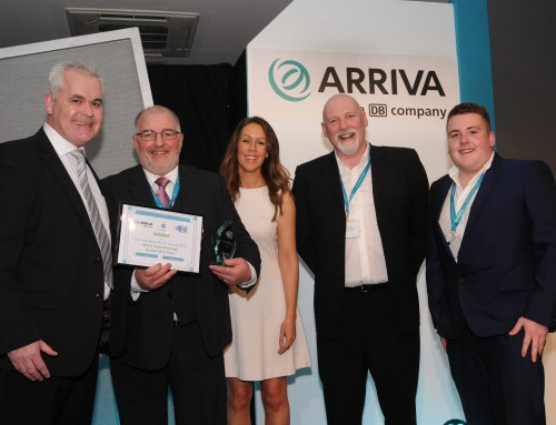 Arriva 'Made a Difference' M.A.D Awards