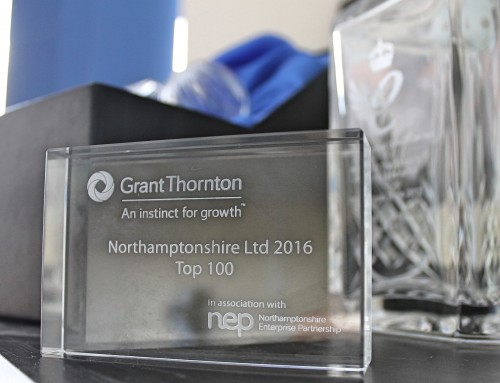 FCL Organisation Listed in Northamptonshire's Top 100 Companies