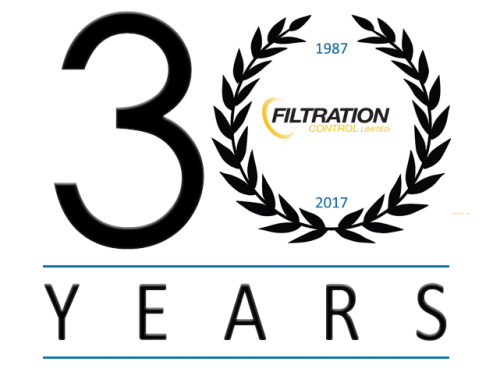 Filtration Control's 30 Year Anniversary